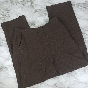 Eileen Fisher I Brown Dress Pants